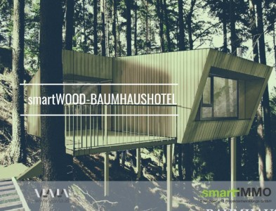 smartWOOD – Baumhaushotel