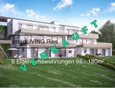smartLIVING Ries – 6 Eigentumswohnungen