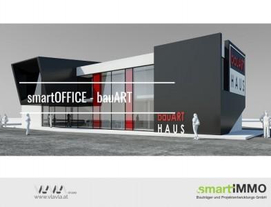 smartOFFICE – bauART  |  Bürogebäude